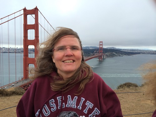 Gesine Liese, Gründerin von Kinderforscher