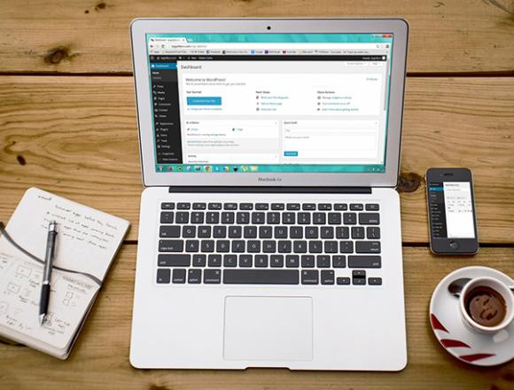 WordPress: Content Management für Laien