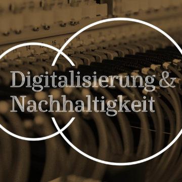 Digitalisierung & Nachhaltigkeit – das war das Jahr 2020
